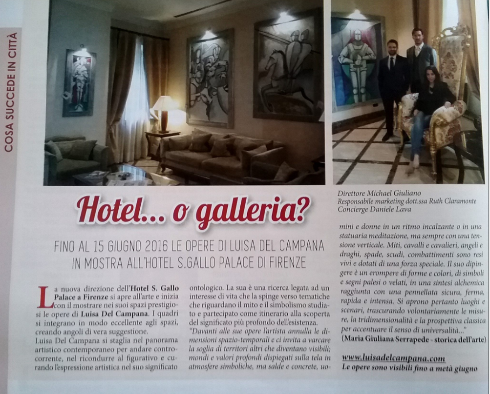 news hotel san gallo palace